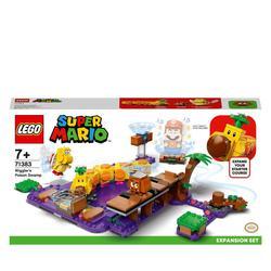 71383 - LEGO® Super Mario - Ensemble d'extension le marais empoisonné de Wiggler