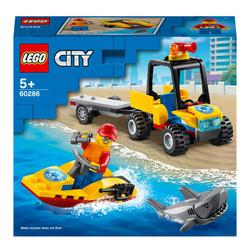 60286 - LEGO® City - Le Tout-Terrain de secours de la plage