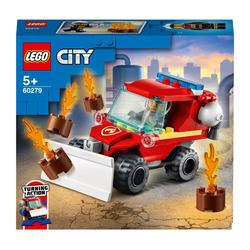 60279 - LEGO® City - Le camion des pompiers