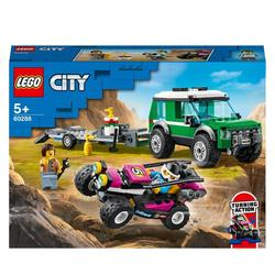 60288 - LEGO City® - Le transport du buggy de course