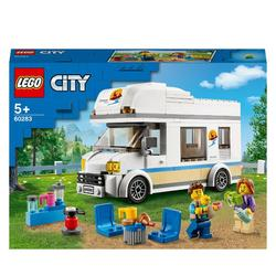 60283 - LEGO® City - Le camping-car de vacances