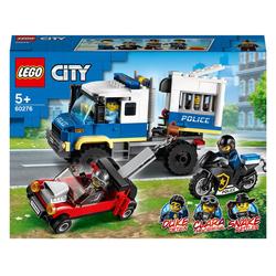 60276 - LEGO® City - Le transport des prisonniers