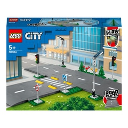 60304 - LEGO® City - Intersection à assembler