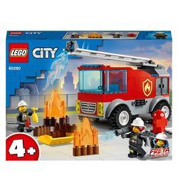 60280 - LEGO® City - Le camion des pompiers avec échelle