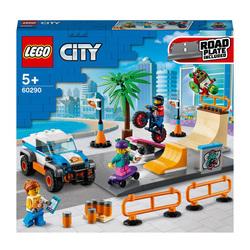 60290 - LEGO® City - Le skatepark
