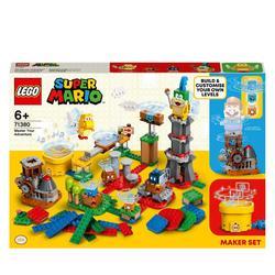 71380 - LEGO® Super Mario - Set de créateur Invente ton aventure