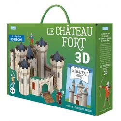 Le Château fort en 3D
