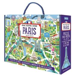 Voyage, Découvre, Explore Paris