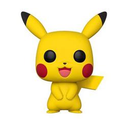 Figurine Funko POP Pokémon Pikachu 25 cm