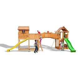 Aire de jeux en bois - Maxi Sized Plaza