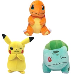 Peluches Pokémon 20 cm Best Of