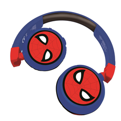 Casque Audio 2-en-1 Spider-Man
