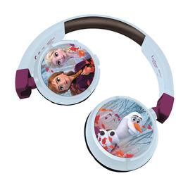 Casque Audio 2-en-1 Bluetooth et Filaire - La Reine des Neiges 2