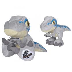 Peluche Dino Chunky bleu 46 cm