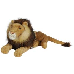 Peluche lion 60 cm