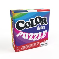 Color Addict Puzzle Ducale