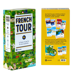 French Tour - Un tour de France inoubliable en 66 étapes