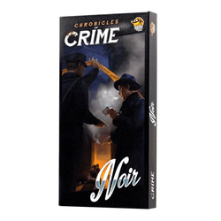 Chronicles of Crime - Extension Noir
