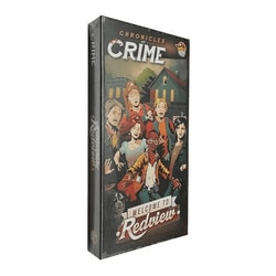Chronicles of Crime - Extension Welcome to Redview