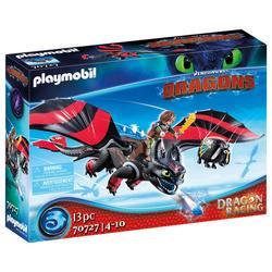 70727 - Playmobil Dragons Racing - Krokmou et Harold