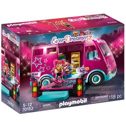 70152 - Playmobil Everdreamerz Music World - Le bus de tournée