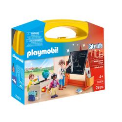 70314 - Playmobil City Life - Valisette école