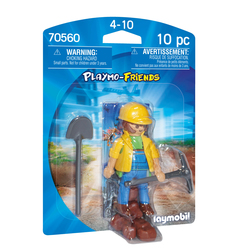 70560 - Playmobil - Ouvrier