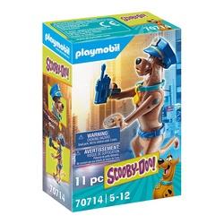 70714 - Playmobil Scooby-Doo Policier
