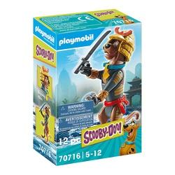 70716 - Playmobil Scooby-Doo Samouraï