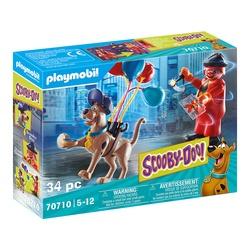 70710 - Playmobil Scooby-Doo et le fantôme du clown