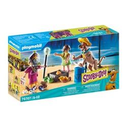 70707 - Playmobil Scooby-Doo avec sorcier