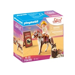 70698 - Playmobil Spirit - Rodeo Abigaëlle