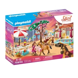 70694 - Playmobil Spirit - Festival de Miradero