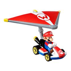 Véhicules Mario Kart planneur - Hot Wheels