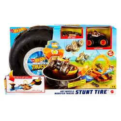 Hot Wheels - Circuit Roue Transportable