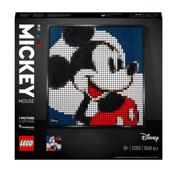 31202 - LEGO® Art - Disney's Mickey Mouse