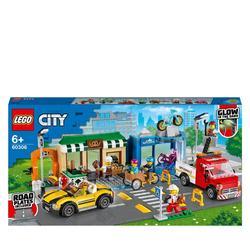 60306 - LEGO® City - La rue commerçante