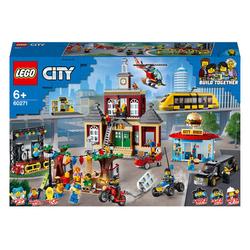 60271 - LEGO® City - La place du centre-ville