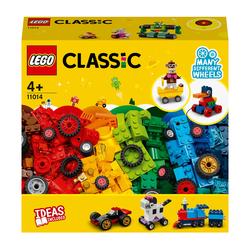 11014 - LEGO® Classic - Briques et roues