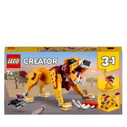 31112 - LEGO® Creator - Le lion sauvage