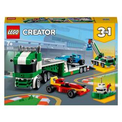 31113 -  LEGO® Creator - Le transporteur de voitures de course