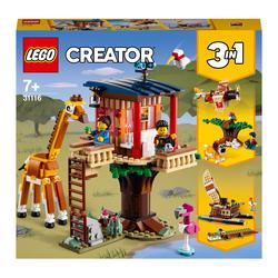31116 - LEGO® Creator - La cabane dans l'arbre du safari