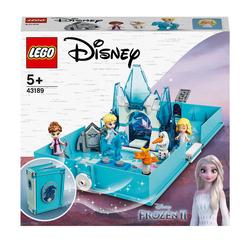 43189 - LEGO® Reine des Neiges -Le livre d'aventures d'Elsa et Nokk