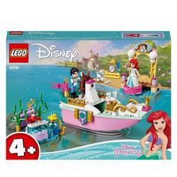 43191 - LEGO® Disney Princess - Le bateau de mariage d'Ariel