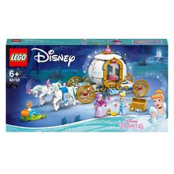 43192 - LEGO® Disney Princess - Le carrosse royal de Cendrillon