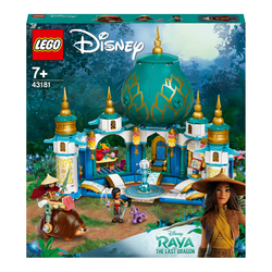 43181 - LEGO® Disney Princess - Raya et le Palais du Cœur