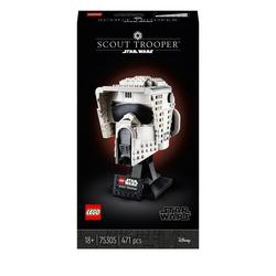 75305 - LEGO® Star Wars - Le casque du Scout Trooper™