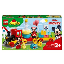 10941 - LEGO® DUPLO - Le train d'anniversaire de Mickey et Minnie