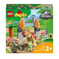 10939 - LEGO® DUPLO - L'évasion du T. rex et du Tricératops