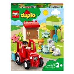 10950 - LEGO® DUPLO - Le tracteur et les animaux